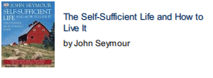The Self-Sufficient Life front cover photo