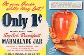 Kix cereal magazine ad 1940